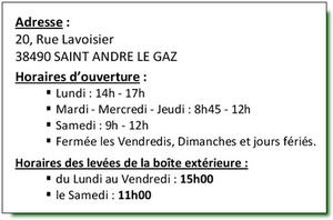coordonnees-de-lagence-postale-communale-de-saint-andre-le-gaz