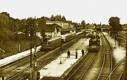 gare-st-andre-le-gaz-autrefois