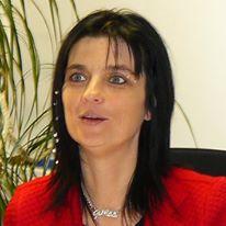 Magali GUILLOT, maire de Saint André Le Gaz