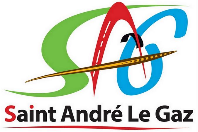 Logo officiel de Saint André Le Gaz
